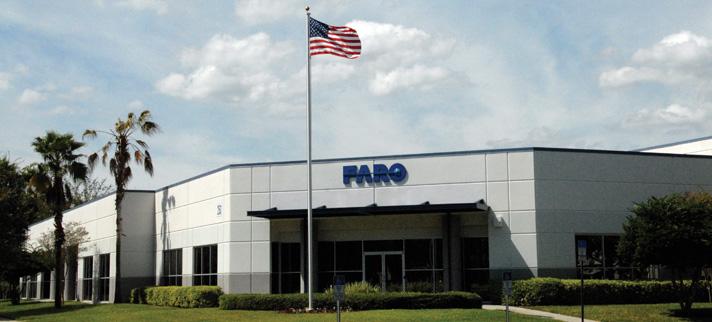 FARO Career - Americas Offices