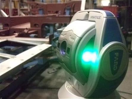 FARO Laser Tracker (ADL)