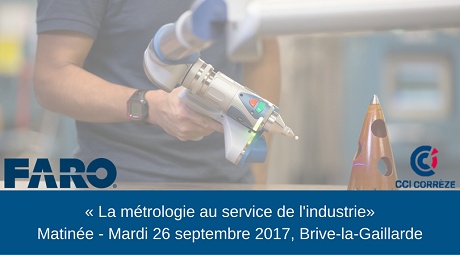 -La métrologie au service de l'industrie- CCI Corrèze