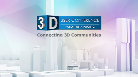 3D User Conference Asia Pacific 2017