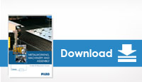 Download Metalworking, Machinery & Assembly Solution Brochure