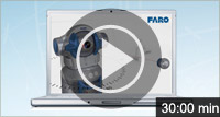 Machine Alignment using Laser Tracker