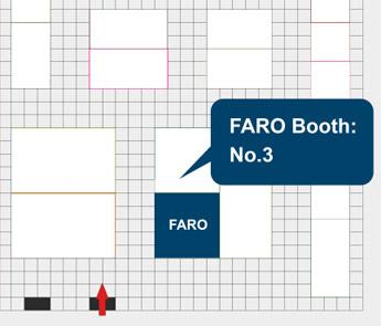 FARO Booth at GeoSmart 2017