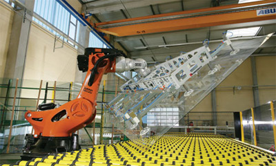 Positioning Robots with the FARO Laser Tracker