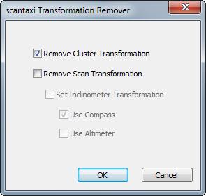 Transformation Remover