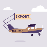 txt-dxf export manager