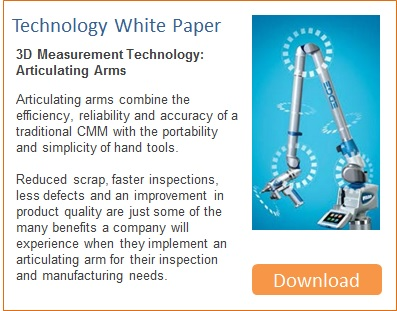 3D Measurement Technology: Articulating Arms