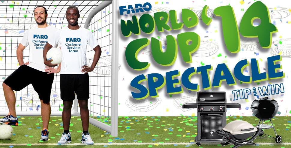 FARO World Cup 2014