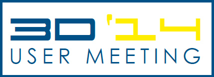 Logo 3D User Meeting 2014