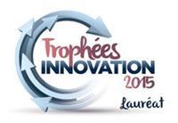 Logo Lauréat Trophées Innovation