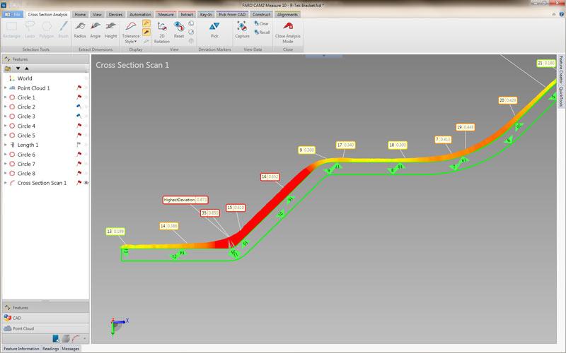 Faro Cam2 Measure 10 Software Overview