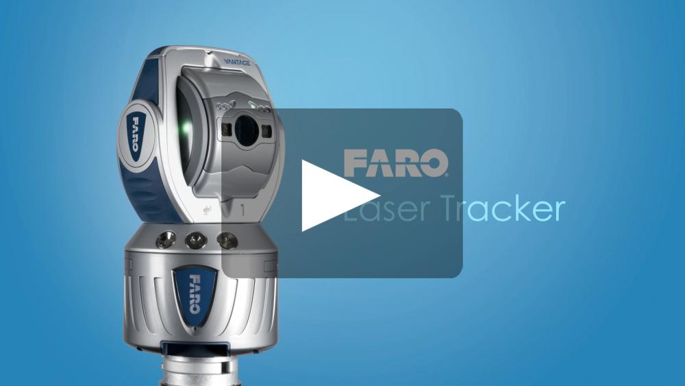 FARO Laser Tracker 激光跟踪仪